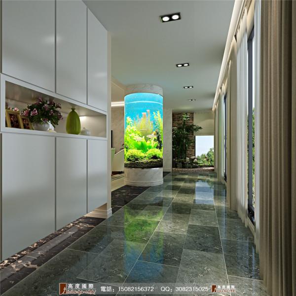 仁和春天门厅细节效果图----高度国际装饰设计