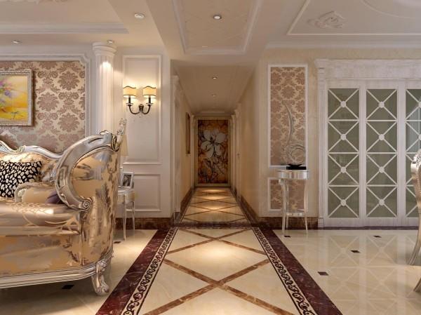 走廊位置设计效果图