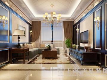 东方国际广场两室两厅装修效果图