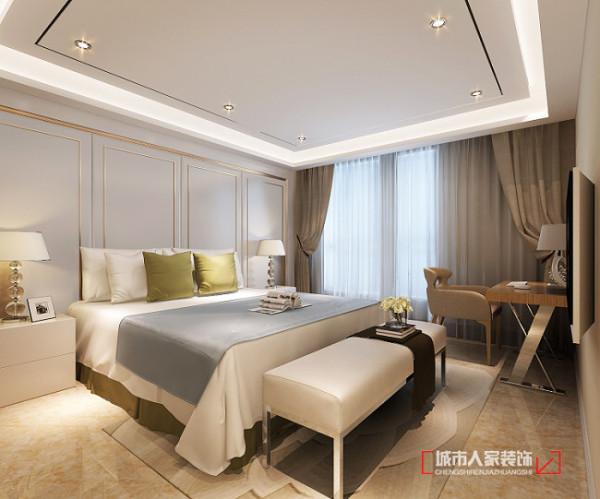 用很少的装饰营造出美的家居环境,简化室内装饰要素,可使人视觉开阔,让空间中的重点之处富有活力。