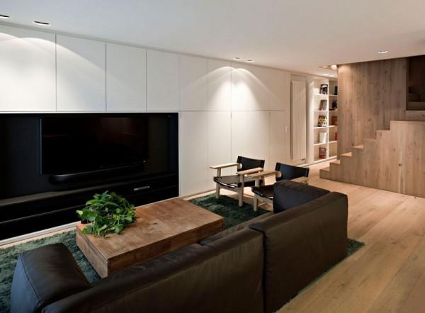 4 简约的空间设计通常非常含蓄,往往能达到以少胜多、以简胜繁的效果。橙果设计公司为广大业主详细介绍现代简约风格设计理念与特点