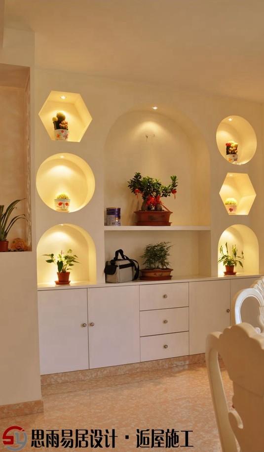 餐厅装饰柜