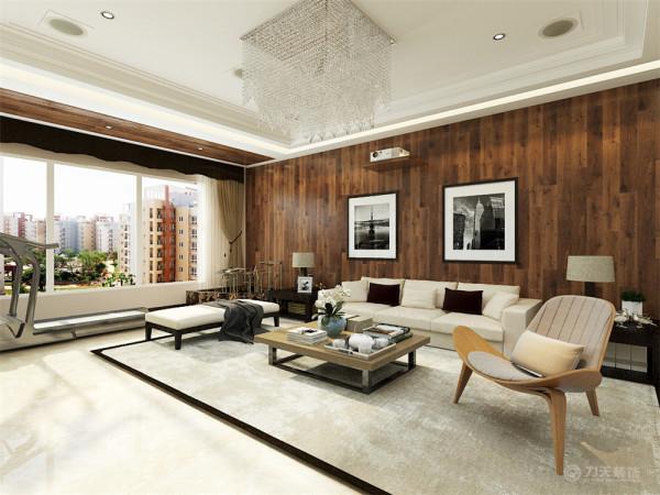 本案为融创奥城领峰四室两厅一厨三卫253平米户型。通过和业主的商榷,最终本案风格定义为现代风格为主的混搭风。