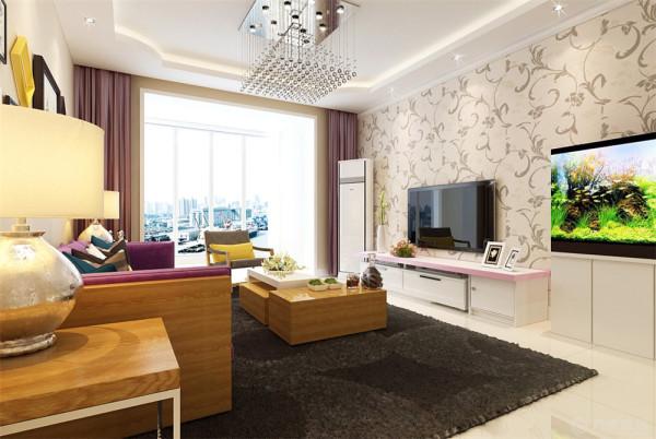 该方案是碧水家园两室一厅一厨一卫102的一个户型。整体风格为现代简约,业主为一对50岁左右的夫妇,因为家具都保留原来自己使用的家具。
