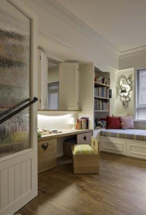 北欧 宜居 舒适 四居 卧室图片来自居泰隆深圳在京基御景印象北欧四居室的分享