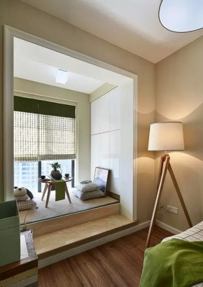 二居 混搭 客厅 卧室 儿童房 卫生间 绿色 收纳 DIY 其他图片来自实创装饰晶晶在文艺混搭风,80后挚爱的婚房设计的分享