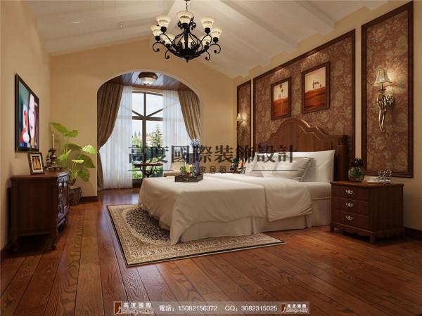 锦丽园卧室细节效果图----成都高度国际装饰设计
