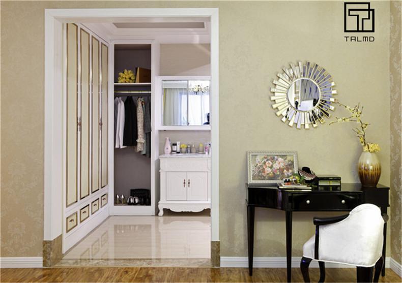 三居 家具定制 新古典 卧室图片来自TALMD图迈家居在【TALMD案例】新古典·桂林彰泰的分享