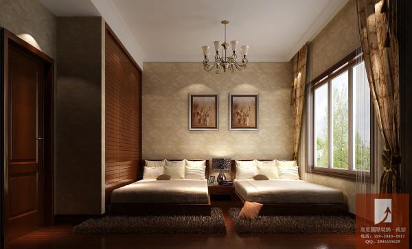 托斯卡纳风格  高度国际 老人房