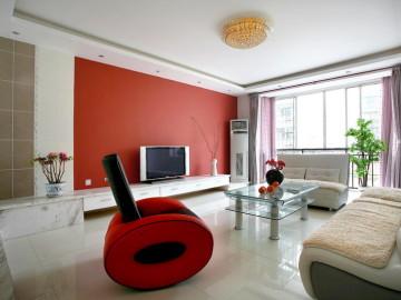 上海130平米现代简约风格
