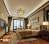 金茂梅溪湖现代中式四居室