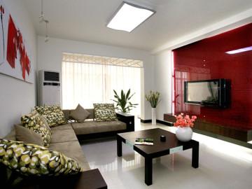 上海150平米现代简约风格