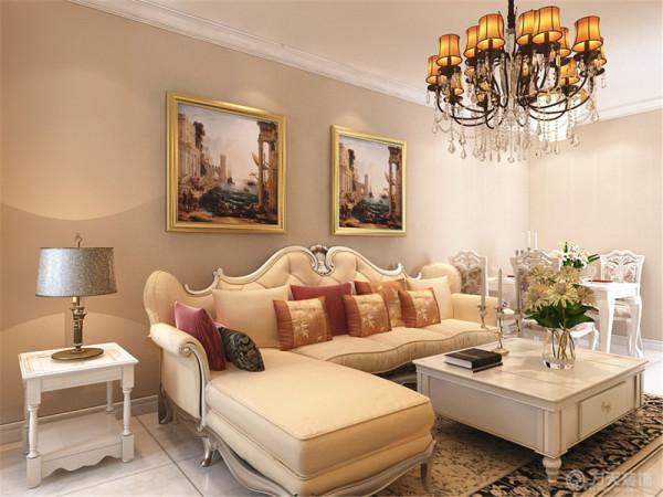 此次设计方案定义为简欧风格。 简欧风格泛指欧洲特有的风格予以简化。