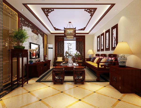 客厅整体设计方案展示