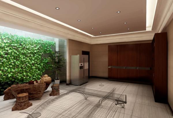 【高清】中式新古典别墅装修设计 成都高度国际别墅装饰设计 复地御香山怎么装修