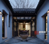 200平传统中式风 时尚与文化并重