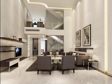 恒大海上威尼斯别墅现代风格设计
