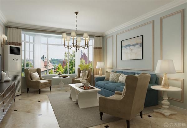 本案为新世界家园3室2厅1卫1厨130㎡的户型。这次的设计风格定义为简美主义风格。