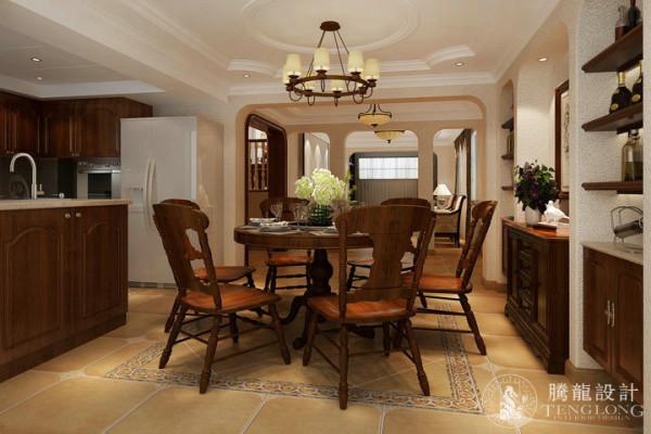 圣得庄园260平别墅装修欧美风格设计参考方案展示,腾龙设计师祝炯作品,欢迎品鉴!