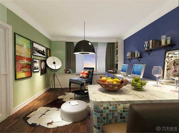 本案为雅仕兰庭两室两厅一厨一卫89㎡户型,经过和业主前期的沟通,我们将本案定义为现代简约风格。