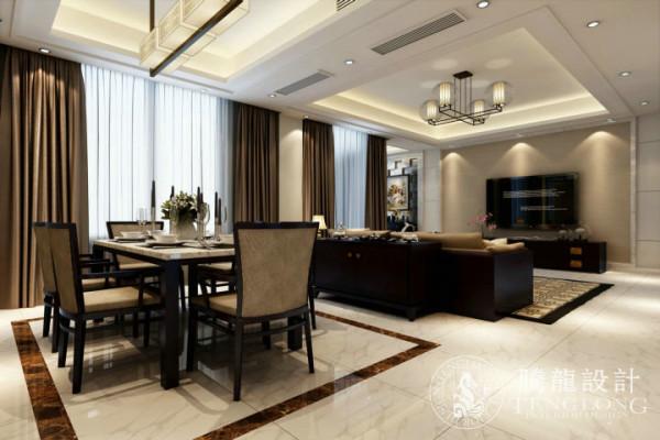 万科尚景园330平别墅装修现代简约欧式风格设计方案展示,腾龙设计师祝炯作品,欢迎品鉴!
