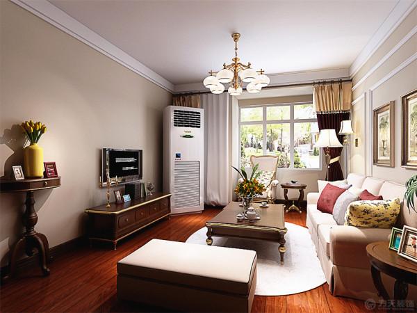 首选,选择的是舒适感,整个户型的设计看上去给人一种舒适大气的感觉。