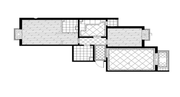 地砖平面展示图
