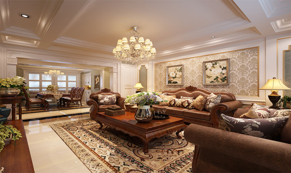 在本案例的设计中,家居整体的实用性和协调性被大幅提升