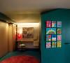 65平米多彩小户型公寓