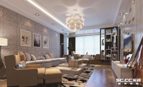 最重要的是强调功能性设计,线条简约流畅,色彩对比强烈,这是现代风格家具的特点。