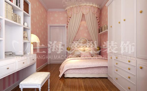 中原新城86平两室两厅现代简约风格儿童房装修效果图