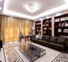 中式风格家用中央空调装修案例