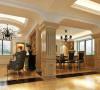 尚锦花园别墅欧式古典风格设计