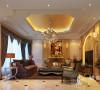 帕缇欧香苑300平欧式新古典设计