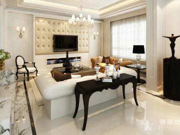 莫奈庄园230平别墅现代欧式风格
