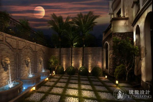 圣安德鲁斯1000平别墅户型装修欧式古典风格设计方案展示,腾龙别墅设计师戴健作品,欢迎品鉴