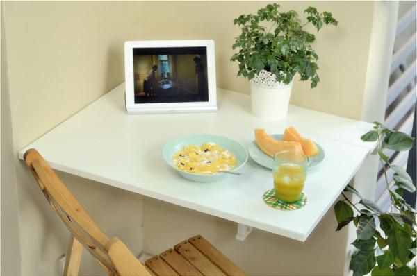 保利花园毛坯房实创装修的,休闲早餐