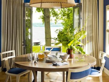 地中海现代浪漫一居室