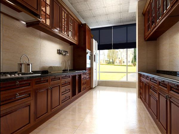 生活家装饰--白领公寓130平米三居欧式风格餐厅装修效果图