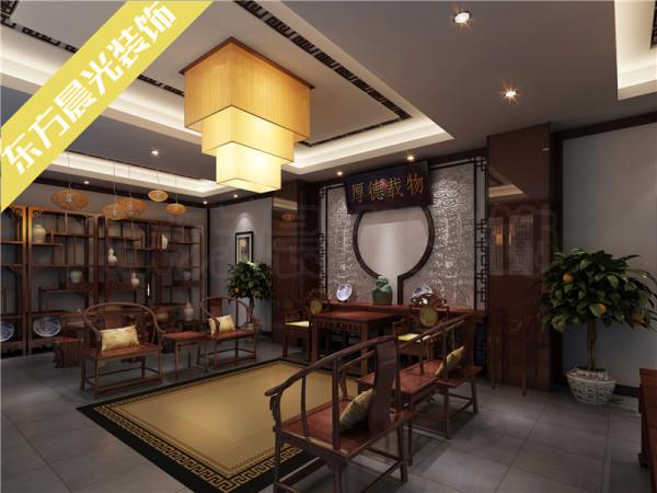 北京东方晨光装饰有限责任公司承接中式四合院室内设计,将高端典雅与恬静舒适相结合,着力在喧嚣的尘世中圈画出一方净土,让精深传统文化在设计中生根发芽,成长和延续。