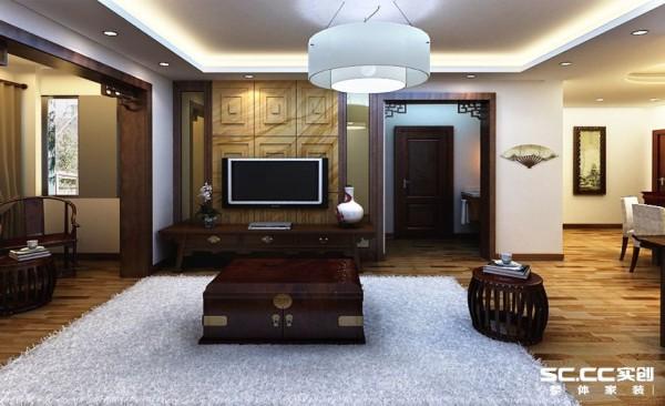 室内多采用对称式的布局方式