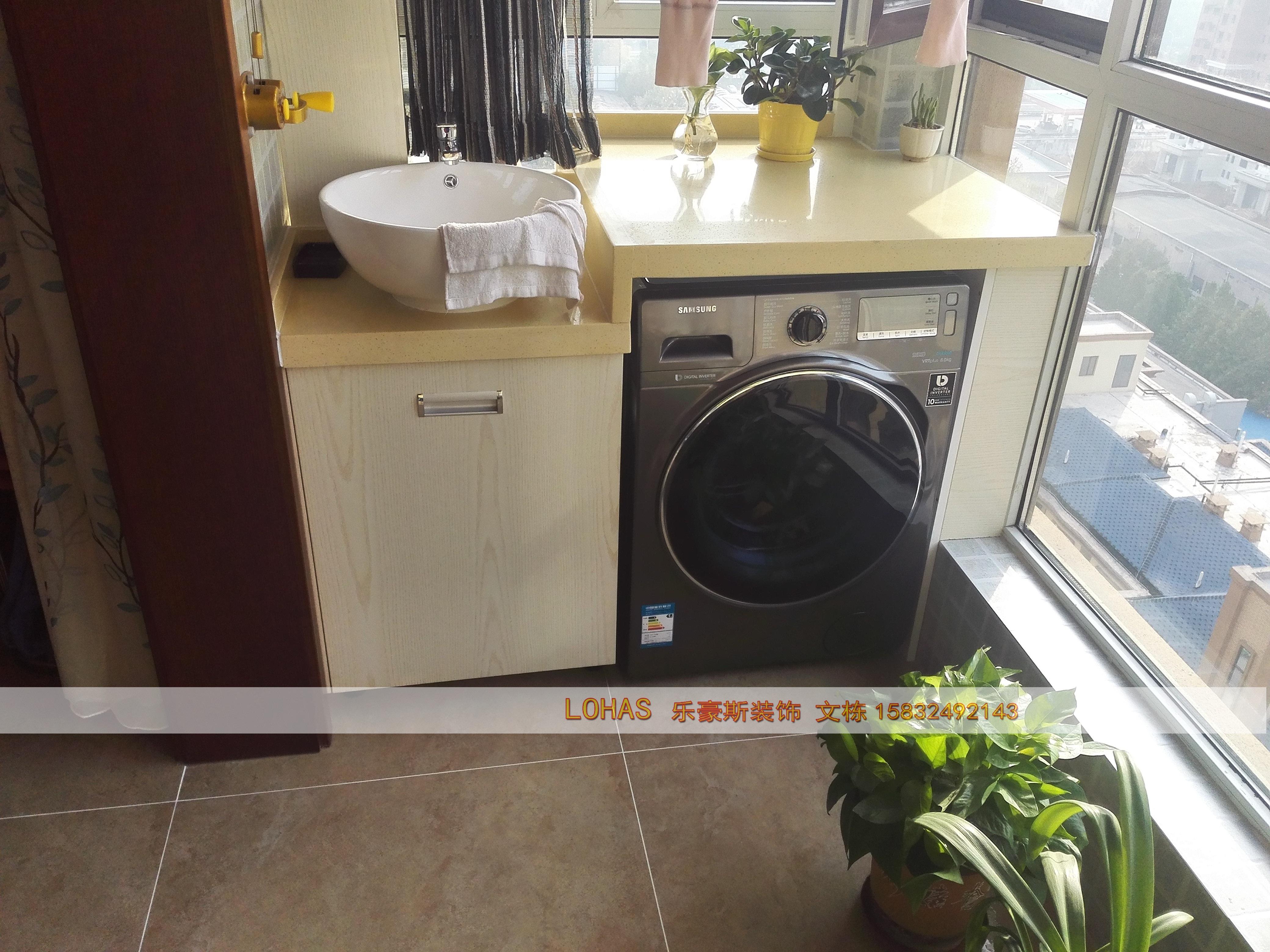 嵌入式的洗衣机图片
