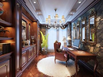 西安业之峰装饰——亮丽家园混搭