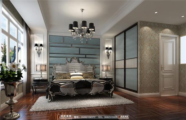 保利心语卧室细节效果图----高度国际装饰设计