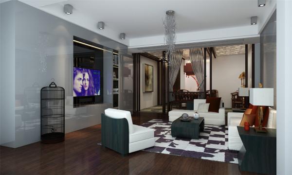 佳安公寓装修设计现代风格,腾龙别墅设计师季蓓菁作品,欢迎品鉴!