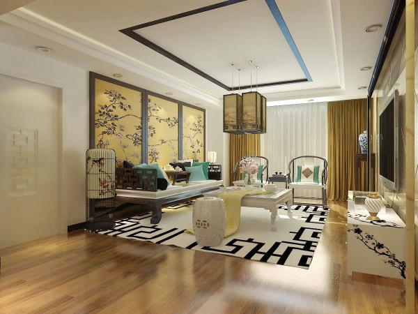 新中式风格逐渐取代了古典中式风格在家庭装修中的地位,它融合了古典中式风格中的典雅、精致与现代风格中的简约、个性化的特点。