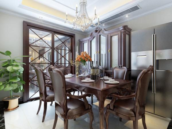现在的家庭装修越来越注重餐厅的设计了,毕竟民以食为天,餐厅设计好了,用餐心情也会舒畅。下面为大家介绍一下详细的餐厅设计说明。