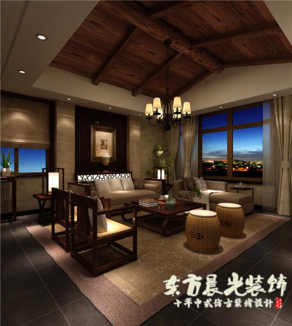 中式装修风格总是给人一种亲切优雅的感觉,在萦绕着古典气息的建筑环境内,运用中式的技法用心刻画出私人会所装修设计内每一个功能间的合理与美观。