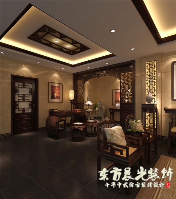 北京东方晨光装饰以十年的仿古装修经验供应四合院设计图、四合院装修、中式装修设计,放心首选。