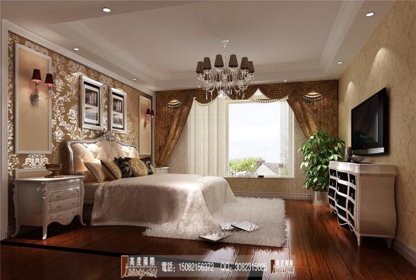 南湖国际卧室细节效果图----高度国际装饰设计